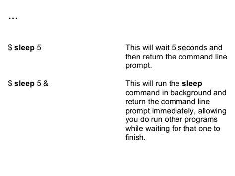 Vim Ctrl Z Resume by Unix Command Line Concepts