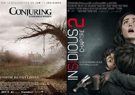 it film d horreur james wan 171 conjuring et insidious 2 sont mes deux