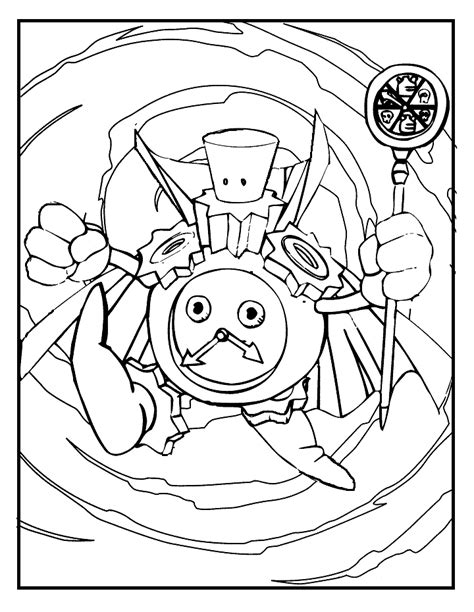 yu gi oh coloring pages yu gi oh time wizard coloring picture for yu gi oh