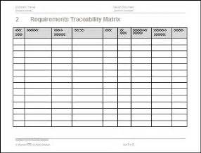 data integration requirements template functional requirements specification ms word excel