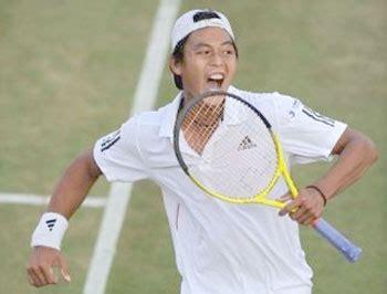 Lu Avanza el tenista taiwan 233 s lu yen hsun avanza a los octavos de