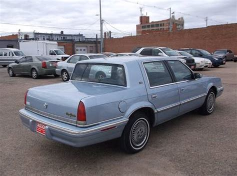 1993 chrysler new yorker for sale 30 used cars from 840 1993 chrysler new yorker for sale 30 used cars from 840