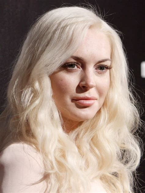 Lindsay Lohan Golden by Lindsay Lohan At Golden Globes The Gossip