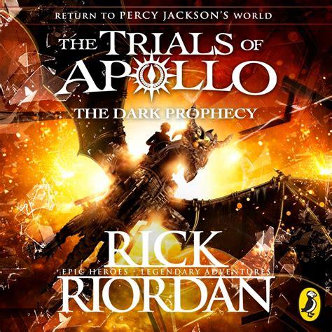 Novel Trials Of Apollo 2 The Prophecy Rick Riordan the prophecy the trials of apollo book 2 by rick riordan