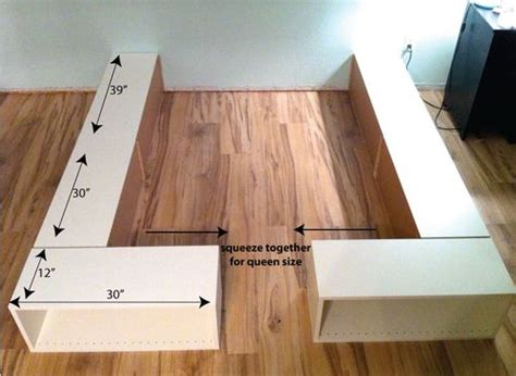 Ikea Hack Bed Frame Our New Bed Frame An Ikea Hack Easy Diy Idea Then We D Just Need An Upholstered