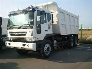 Daewoo Trucks Used Daewoo Novus K6def Dump Truck Other Trucks Year 2014