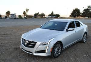 Cadillac 2 0t 2014 Cadillac Cts 2 0t Performance Test Drive Autonation