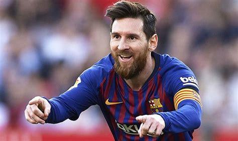 lionel messi contract barcelona stars staggering release