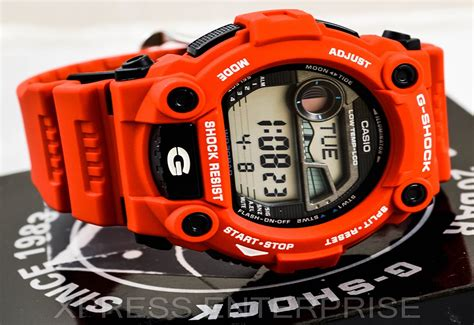 Casio G Shock G7900a casio gshock g7900a 4 review how to set time light
