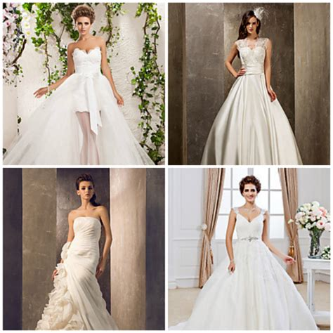 Light In The Box Affordable Bridal Gowns