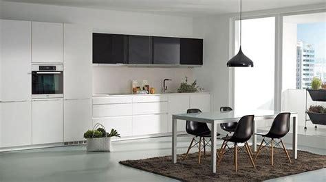 foto cocinas fotos de cocinas en blanco y negro