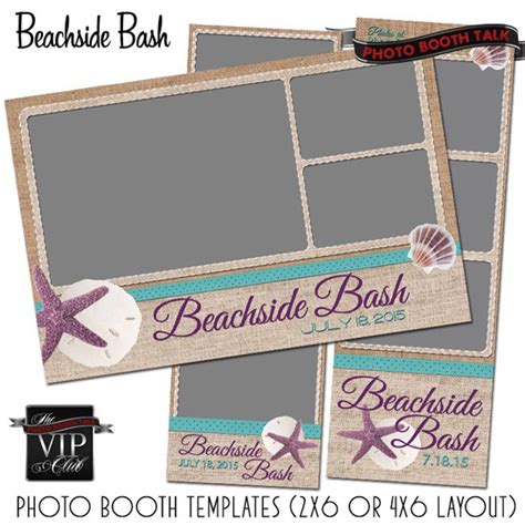 Photo Booth Templates Photoboothtalk Com Photo Booth Templates Free