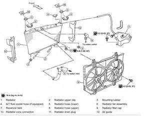 2004 Nissan Quest Engine Diagram Procedure For Replacing An Alternator On A 2004 Nissan Quest