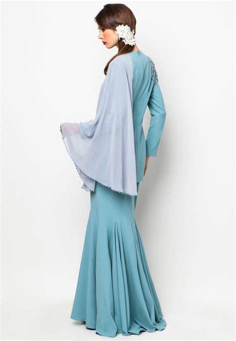 Gambar Baju Muslim Zalora 51 best images about fashion baju kurung on divas scallops and kebaya