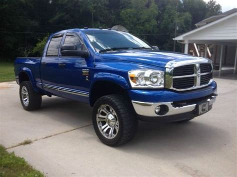 purchase used one owner 2007 dodge ram 2500 5 9l cummins 6 spd low miles in clinton tennessee