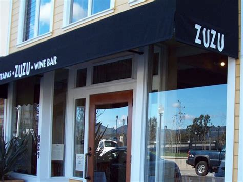 Zuzu Or Zuzu Napa Menu Prices Restaurant Reviews Tripadvisor
