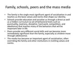 Agents Of Socialization Essay by Explain 5 Agents Of Socialization Essay Essay For You