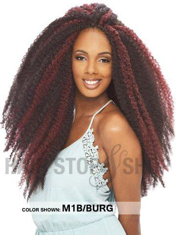 janet noir marley hair gray janet collection noir 3x afro twist braid value pack