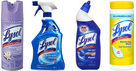 lysol coupons nice deals  walgreens target hipsave