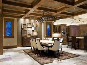 rustic home touches to bring luxury and nature together