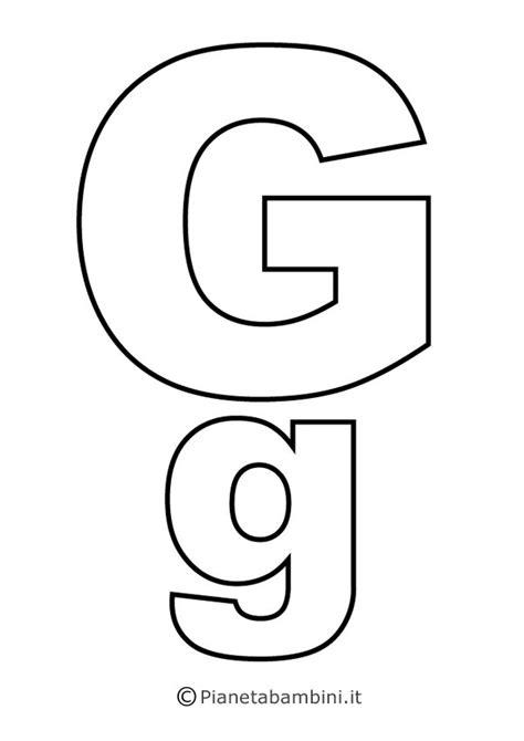 lettere da stare colorate lettere dell alfabeto da stare colorare e ritagliare