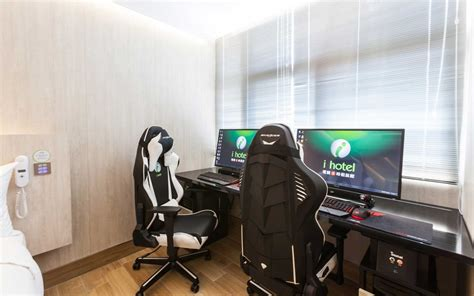 theme hotel pc this hotel in taiwan is everything gamers have been
