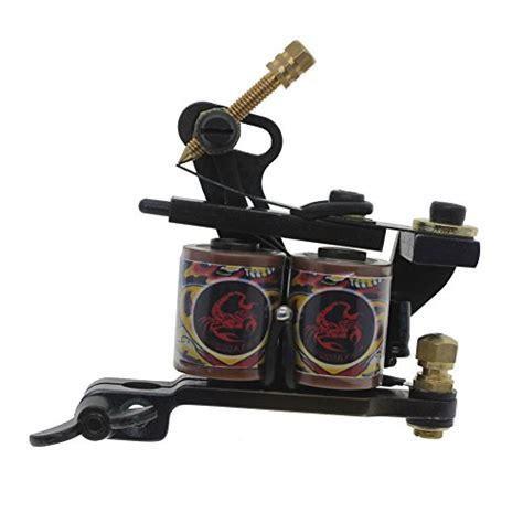 tattoo machine malaysia redscorpion cast iron tattoo machine gun handmade coil