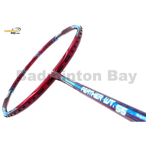Raket Badminton Apacs apacs feather weight 55 badminton racket 8u worlds