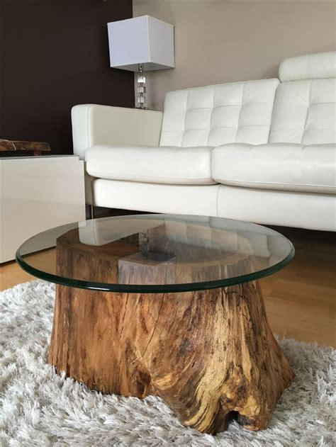 Wood Stump Coffee Table Root Coffee Tables Root Tables Log Furniture Large Wood Stump Side Tables Rustic Furniture