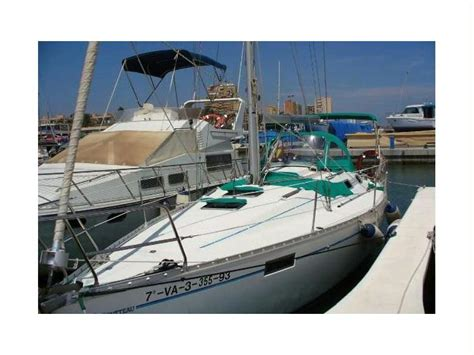 boats for sale in valencia beneteau oceanis 350 in valencia sailboats used 70556