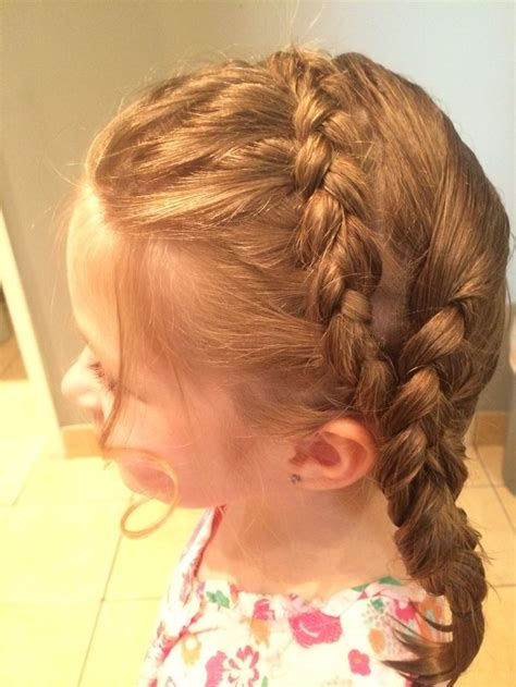 tiny small little girls braid kate s hair and beauty services