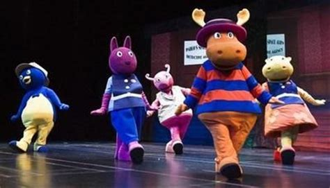 Backyardigans Quest For The Extraordinary Aliens Audio Glitches Plague Backyardigans Show Welland Tribune