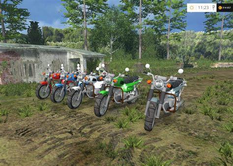 Motorrad Simulator Download by Motorcycles Pack V1 0 Farming Simulator Modification