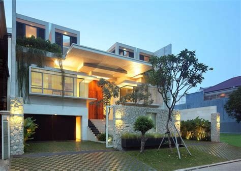 Modern Design House New Home Designs Latest Indonesia Modern Homes Designs