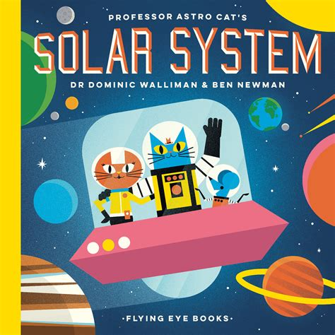 libro professor astro cats intergalactic flying eye books professor astro cat s solar system