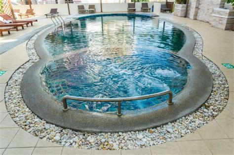 Inground Swimming Pool Cost With Considering The Size And Swimming Pool Designs And Cost