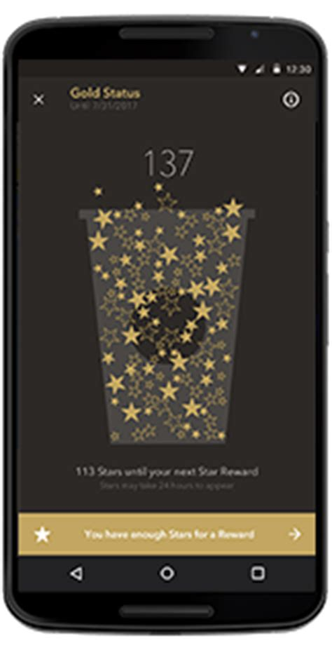starbucks mobile app for android starbucks 174 app for android starbucks coffee company