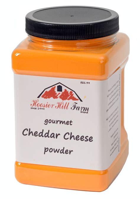 Cheese Powder Hoosier Hill Farm Cheddar Cheese Powder Cheese 2 5