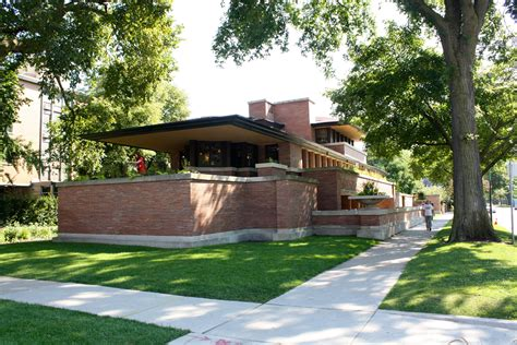 frank lloyd wright prairie frank lloyd wright s robie house quot prairie style quot mid