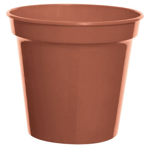 planter pot wilko plastic plant pot 18cm at wilko com