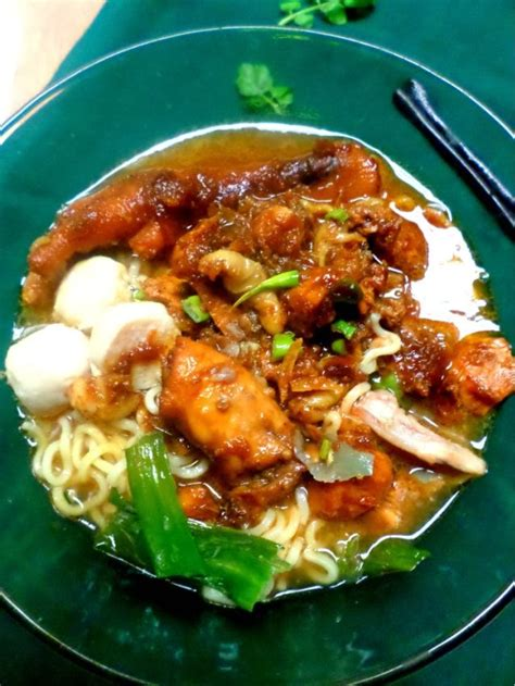 membuat kaldu ayam tidak amis amal s kitchen simple easy recipes mie ayam instan