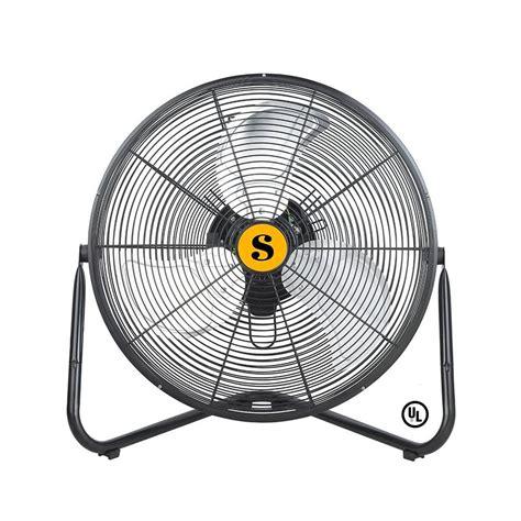 20 high velocity floor fan ventamatic 20 in high velocity floor fan hvff 20ups the
