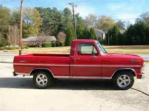 67 Ford Truck Find Used 1967 67 Ford F100 Truck Ranger In Abbeville