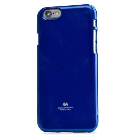Mercury Jelly Iphone 6 Putih mercury goospery jelly iphone 6s 6 gel blue