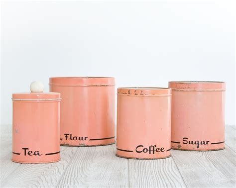 set of 3 sweet vintage honeycomb canisters 350 best canisters and tins images on pinterest canister