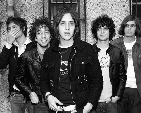 The Strokes Band Musik the strokes