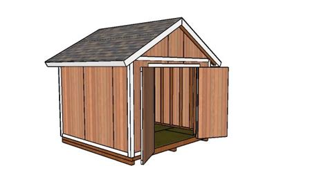 shed plans diy step  step howtospecialist