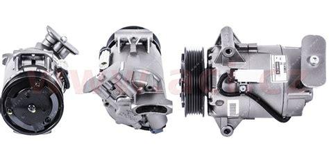 Kompresor Ac Zafira Kompresor Klimatizace 1 9 Cdti Pro Auto Ac