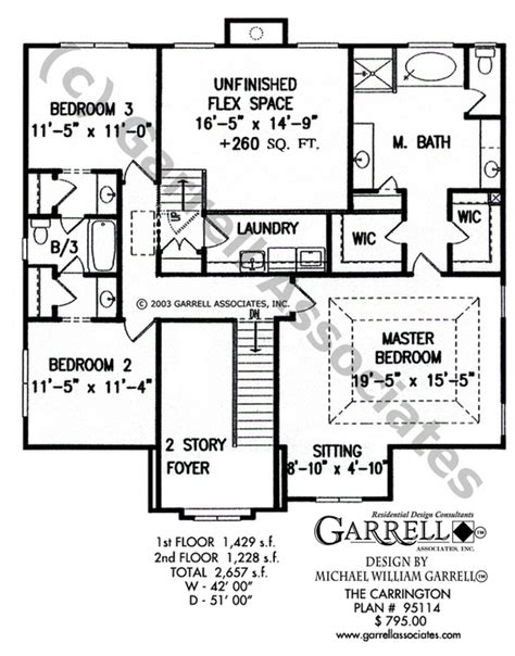 carrington homes floor plans carrington house plan house plans by garrell associates