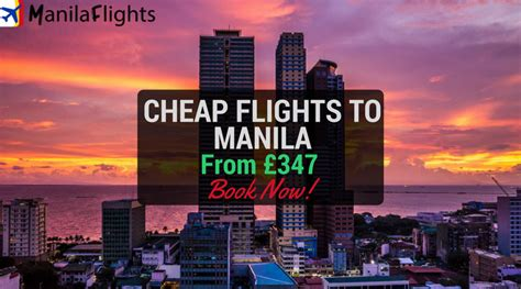 cheap flights to manila philippines from 163 347